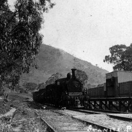 Granite Railway Station