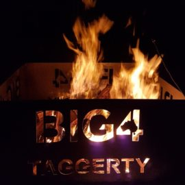 BIG4 Taggerty Fire Drum