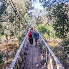 Yea Wetlands Walk