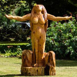 Sculpture at Rennies